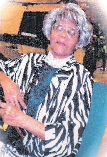 Sis. Johnnie Mae Byrd