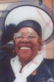 Clara Mae Fuller Davis